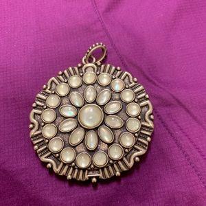 Lucky Brand Jewelry - Lucky Brand Necklace Medallion